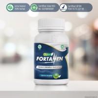 FORTAMEN obat herbal suplemen pria dewasa