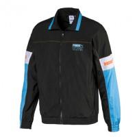 Jaket Olahraga Pria Puma x Tetris Track Jacket 597136-01