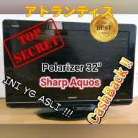 Polaris 32 Inch Polarizer LCD TV Sharp Aquos Polaroid 0 Derajat