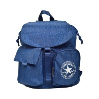 Tas Unisex Converse Regular Wrinkle Backpack NAVY - BPS131002