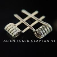 ALIEN FUSED CLAPTON COIL NI80 V1