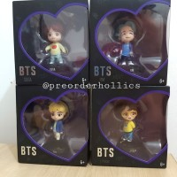 BTS mini figure OFFICIAL popup store korea