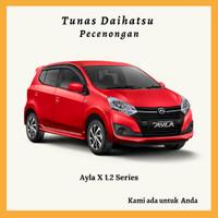 Daihatsu Ayla X 1.2 MT std 2019