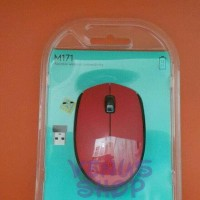 LOGITECH WIRELESS MOUSE M171 ORIGINAL / MOUSE WIRELESS M 171 ASLI