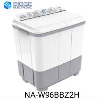 Mesin Cuci Manual 9Kg Panasonic (NA-W96BBZ2H)