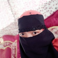 niqab renda