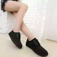Kets Casual For Nice (Full Black)