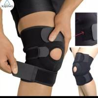 Deker / Dekker Lutut / Knee Support Open Patella peyangga lutut