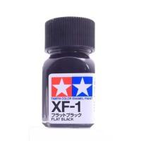 Tamiya Enaml Xf-1 Flat Black Gundam Model Kit Paint