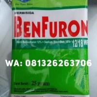 Herbisida PADI BENFURON 25 gram