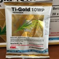 Herbisida Padi Pra Tumbuh Ti-Gold TIGOLD 10 wp 25 gram
