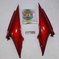 Cover Body Beat Lama 2007 2010 Karburator Warna Merah Maroon Merek W