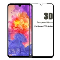 Tempered Glass For Huawei p30 pro 3D Full Screen Protector Film For Hu