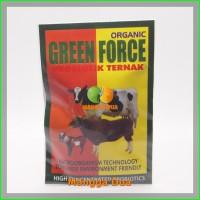 Green Force Organik 25 Gram Original - Probiotik Ternak Sapi Kambing
