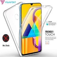 360 Full Body Case for Samsung Galaxy S10 S10E S8 S9 Plus Note 10 8 9