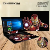 Garskin Laptop Cover Lenovo Ideapad 320-14AST-80XU00-2QID 2RID 42ID FB