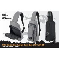 New Trend! Gadget Sling Bag Generasi 90 an TW GEN 01