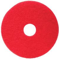 "3M Floor Pad 17"" Buffing Merah Polishing Putih Stripping"