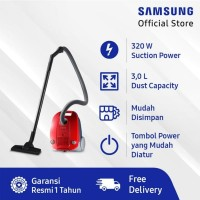 Samsung Vacuum Cleaner SC 4130