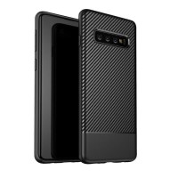 Carbon samsung galaxy S10 PLUS softcase cover ultrathin karbon s10+
