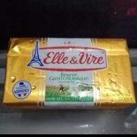 Elle vire Salted butter 200Gr