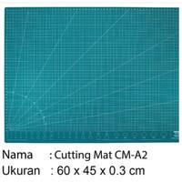 Cutting Mat A2 JOYKO (60 x 45 x 0.3 cm) Self Healing Murah Bagus