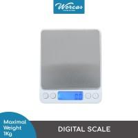 Digital Coffee Scale Accuracy 0.1gr   Timbangan Kopi Digital 1000gr