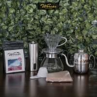 WORCAS - Paket Alat Kopi Home Brewing