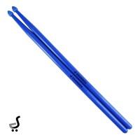 Stick Drum BRANDOS Nylon Ukuran 5A Stik Drum Impor STKD-65 Biru