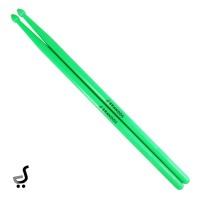 Stick Drum BRANDOS Nylon Ukuran 5A Stik Drum Impor STKD-65 Hijau