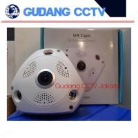 Kamera CCTV AHD 2MP Panorama 360 VR Cam / AHD Fisheye 2MP