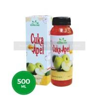 Tazakka Cuka Apel Plus Madu 500ml Antivirus Obat Diabetes Batu Ginjal