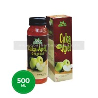 Tazakka Cuka Apel Original 500 ml Obat DIabetes Batu Ginjal Antivirus