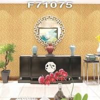 Wallpaper Dinding Modern Segi MANSION F71074 - F71075
