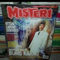 BUKU ORIGINAL - MAJALAH MISTERI EDISI 20 JUNI - 4 JULI 2012
