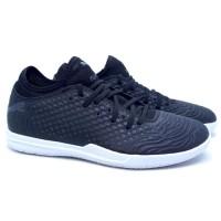 Sepatu Futsal Puma Future 19.4 IT (black/black/white)
