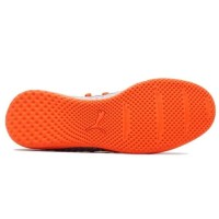 Sepatu Futsal Puma Future 4.3 Netfit IT - Glacial Blue/Red