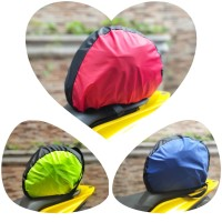 tas helm waterproof sarung helm anti air jas hujan helm kyt arai shoei