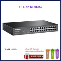 TP-Link 24 Port 10/100Mbps Desktop Switch TL-SF1024D TPLink SF1024D