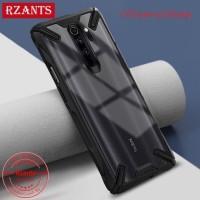 RZANTS RINGKE XIAOMI REDMI NOTE 8 / 8 PRO ARMOR CLEAR SOFT CASE - Hitam