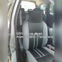 Sarung Jok Datsun Go Plus Fullset 3 Baris