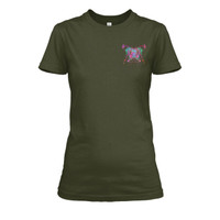 Kaos Abstract Butterfly SW