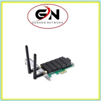 TP-LINK AC1300 Wireless Dual Band PCI Express Adapter Archer T6E