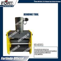 Alat Penekuk Busbar CB-200A Tembaga Mesin Bending Tool Max 12mm FORT