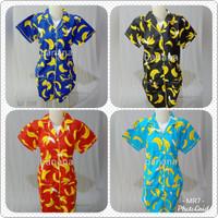Baju tidur wanita / piyama wanita / piyama katun / daster katun