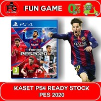 Ps4 Pes 2020/Pes 20 /Pro Evolution Soccer 20 Region 2 English