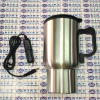 gelas pemanas 12v mobil / mug water warmer 12 volt