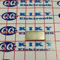 magnet neodymium 20x10x2mm / magnit batang putih 30 x 10 x 2mm