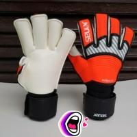 Jonas eclipse ORANGE - martian sarung tangan kiper goalkeeper glove