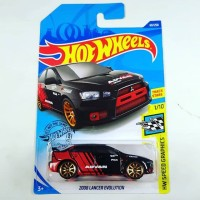 Hot Wheels JDM 2008 Lancer Evolution Advan -HW Baru Hotwheels Murah